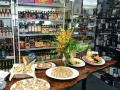 Variety of Platters for a Wine Tasting event