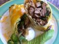 Pork Loin Burrito