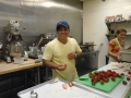 One of our great chefs Mauricio