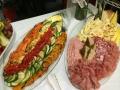 Veggie Platter & Meat & Cheese Platter